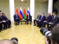 Владимир Путин предложил использовать новгородский опыт проведения «Молодых профессионалов»