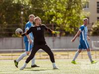 «Водоканал» сделал первый шаг к финалу Кубка Великого Новгорода по футболу