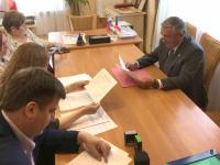 Юрий Бобрышев подал документы для участия в довыборах в Госдуму