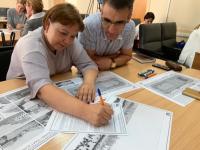 В Боровичах работа в творческих мастерских примирила участников общественных слушаний