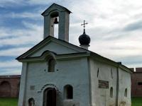 Какие древние новгородские храмы ждут гостей в последнюю «Открытую пятницу»?