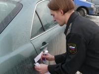 «Дорожные рейды» готовят для забывчивых новгородцев неприятные сюрпризы