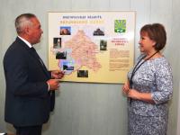 Елена Писарева поздравила главу Окуловского района со вступлением в должность