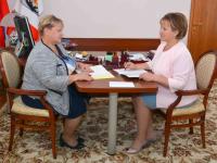 Елена Писарева предложила вынести вопрос уличного освещения в селах на областной уровень
