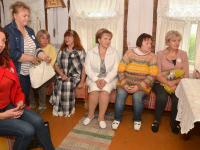 Елена Писарева зазвала новгородских активисток посетить достопримечательности Крестецкого района