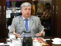 Главный новгородский банкир рассказал об инфляции, фальшивых деньгах и взорванном банкомате