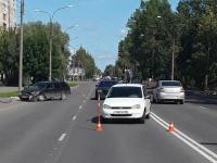 Грубое нарушение ПДД стало причиной единственной в Новгородской области аварии