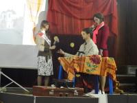 Молодые боровичане с инвалидностью поставили спектакль на философскую тему
