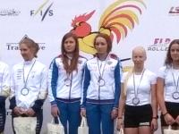 На первенстве мира по лыжероллерам новгородка Ольга Потапова завоевала золото