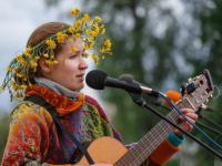 На три фестивальных дня Валдай стал столицей авторской песни России