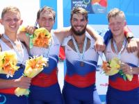 Новгородский спортсмен завоевал бронзу первенства мира по академической гребле в столице Олимпиады-2020