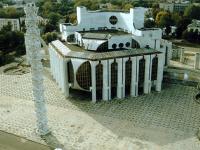 Новгородский театр драмы включили в топ-10 впечатляющих зданий советского модернизма