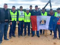 Новгородцы защищают честь региона на чемпионате «Лесоруб XXI века»