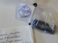 Попытка юной гостьи пронести в парфинскую ИК-9 сверток в интимном месте не засчитана