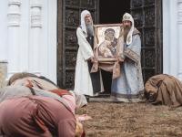 Предпремьерный показ фильма «Рюриковичи» состоится в Великом Новгороде