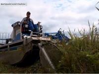 Рыбам на Валдае поможет автомобиль-амфибия