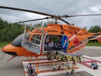 Санавиация доставит в новгородскую больницу иностранную туристку