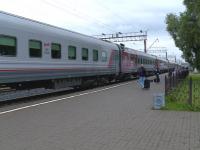 Сегодня на Чёрное море прибыли первые пассажиры прямого рейса Великий Новгород – Сухум