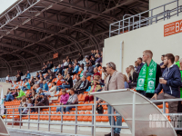 Сегодня в Великом Новгороде состоятся два важнейших футбольных матча