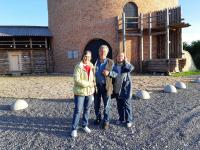 Уникальный российский музыкант посетил Великий Новгород