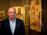 В авиакатастрофе погиб основатель Музея русской иконы, в котором хранятся новгородские шедевры