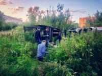 В Великом Новгороде нашли тело мужчины, убитого ножом в сердце