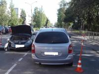 Вчера два новгородских водителя не справились с управлением и дорого за это заплатили