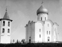 Впервые после разрушения уникальной церкви Спаса на Нередице в ней совершат Божественную литургию