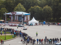 Автомобиль «Победа» оправдал своё название на финальном этапе Кубка РАФ по ретро-ралли
