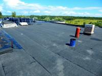 Было-стало: крыша Святогоршского дома культуры до и после ремонта