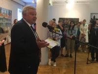 Четыре выставки ознаменовали юбилей неповторимого Новгородского Центра современного искусства