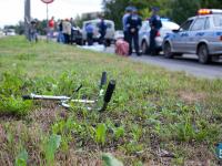 В Великом Новгороде еще один велосипедист оказался под колесами авто