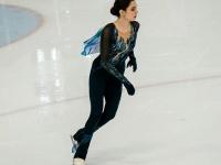 Евгения Медведева стала второй после короткой программы на Autumn Classic International