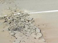 Фотофакт: в Пестове некачественно отремонтировали мост