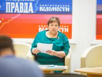 Глава областного избиркома установила личный рекорд