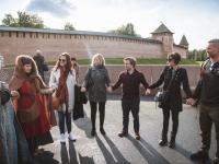 Зарубежные эксперты киноиндустрии знакомятся с Великим Новгородом