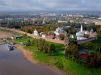 Количество посетивших Новгородчину туристов в 2019 году может превысить полмиллиона