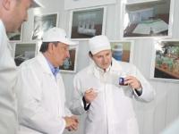 Максим Орешкин оценил связанные с реализацией национального проекта изменения на «Лактисе»