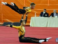 Новгородские акробаты составили конкуренцию сильнейшим спортсменам мира
