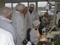 Новгородские ветераны познакомились с работой предприятий радиоэлектронной промышленности