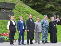 Новгородцы отдали дань памяти жертвам терроризма
