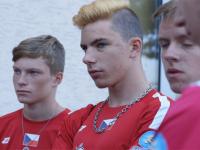 На фестивале «Вече» новгородцам покажут уникальный фильм о футболе
