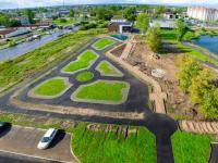 Новгородский парк Луговой станет еще лучше