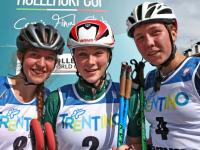 Пестовчанка завоевала бронзу Кубка мира по лыжероллерам