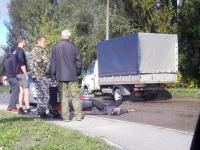 Под Великим Новгородом мужчина упал со скутера и оказался в коме