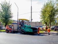 Подрядчики обещают завершить ремонт дорог в Великом Новгороде в октябре