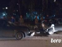 Пьяный виновник аварии в Боровичах от медицинской помощи отказался