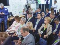 «Ростелеком» в Великом Новгороде обеспечил быстрым интернетом форум «Среда для жизни»