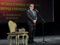 Сегодня на канале «Культура» – премьера фильма, который новгородцы увидели первыми
