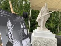 Шестиметровую фигуру солдата установят у трассы М-11 к юбилею Победы